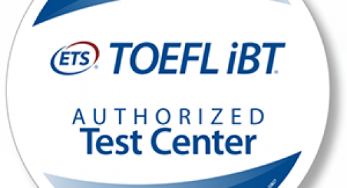 Babel certified TOEFL test center