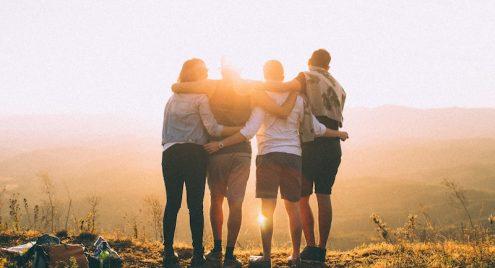 3 redenen waarom je groeit door internationale vriendschappen